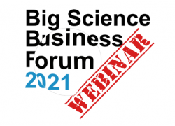 2nd BSBF Webinar - Big Science Organisations Strategic Plans, 2020-21 Procurements and Flagship Projects