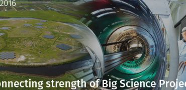 "EUNL16 Conference ""The connecting strength of Big Science Projects"""